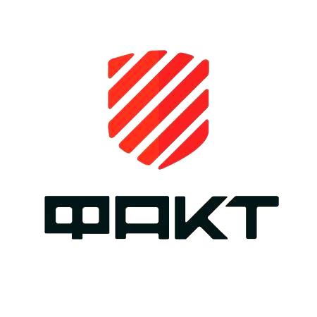 Логотип компании «Факт»