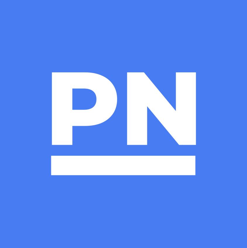 Логотип компании «PostNews»