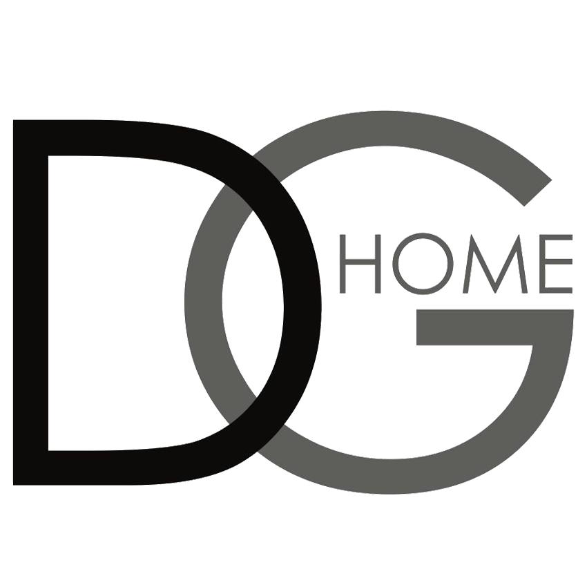 Логотип компании «DG-HOME»