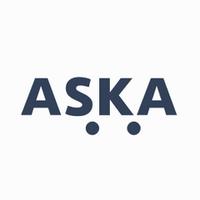 Логотип компании «ASKA»