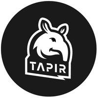 Логотип компании «Тапир»