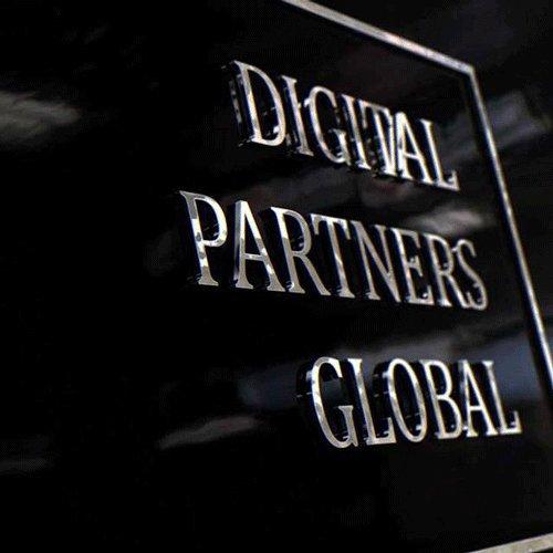 Логотип компании «Digital Partners Global»