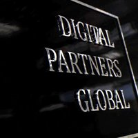Логотип компании «Digital Partners Global»