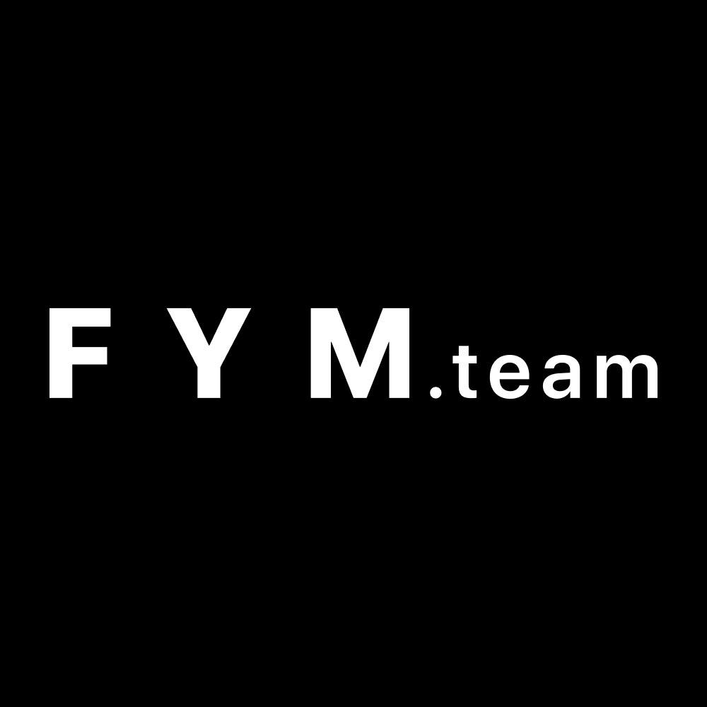 Логотип компании «FYM.TEAM»