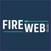 Логотип компании «FireWeb Studio»