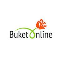 Логотип компании «BuketOnline»