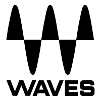 Логотип компании «Waves Audio»