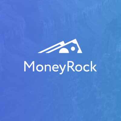Логотип компании «MoneyRock»