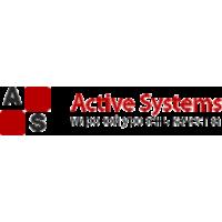 Логотип компании «Active Systems»