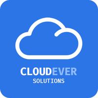 Логотип компании «CLOUDEVER SOLUTIONS»