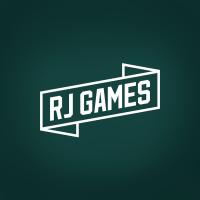 Логотип компании «RJ Games»