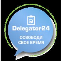 Логотип компании «Делегатор24»