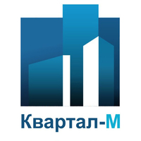 Логотип компании «Квартал-М»