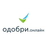 Логотип компании «Одобри.онлайн»