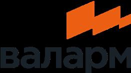 Логотип компании «Валарм»