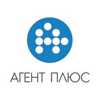 Логотип компании «Агент Плюс»