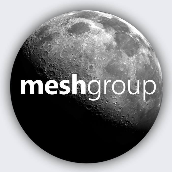 Логотип компании «Mesh Group»