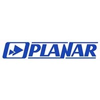 Логотип компании «PLANAR»