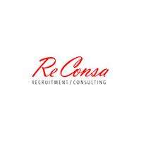 Логотип компании «Re Consa»