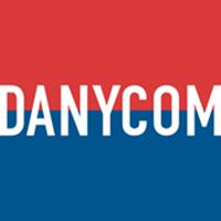 Логотип компании «DANYCOM»