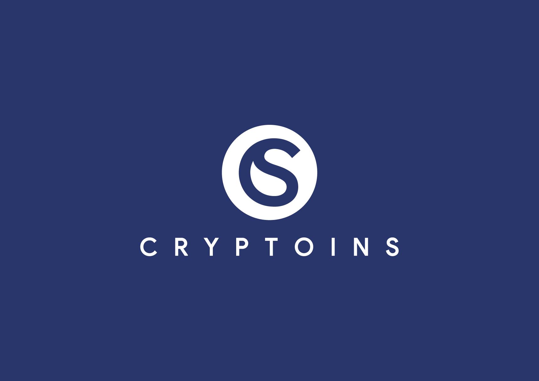 Логотип компании «Cryptoins.io»