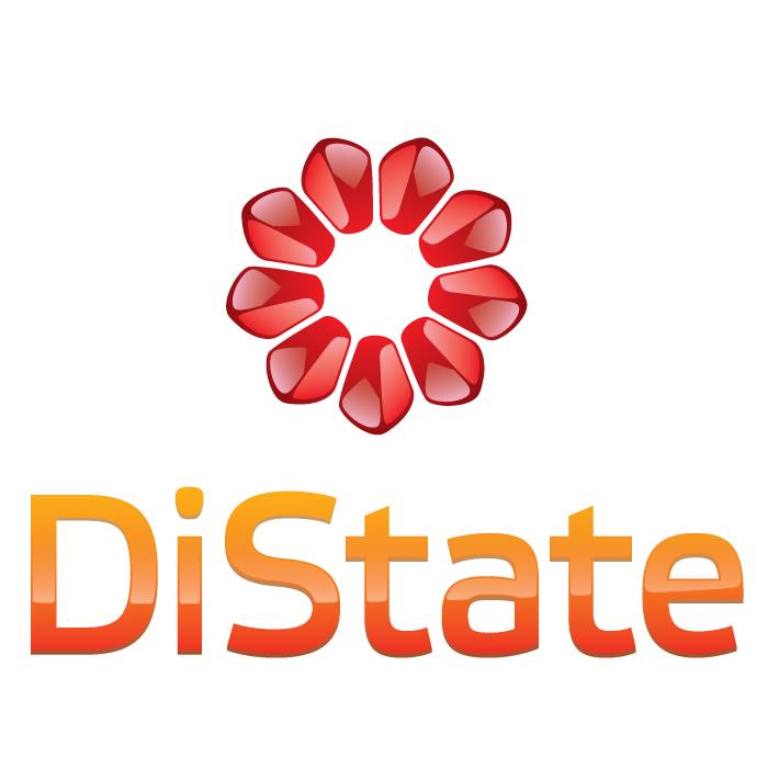 Логотип компании «DiState»
