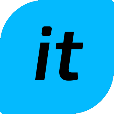 Логотип компании «ITFactory»