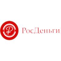 Логотип компании «Росденьги»