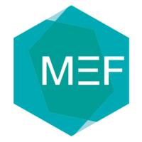 Логотип компании «MEF Moscow»