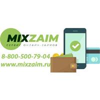 Логотип компании «МиксЗайм, сервис онлайн-займов»