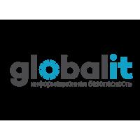 Логотип компании «Глобал АйТи»
