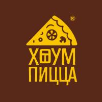 Логотип компании «Хоум Пицца»