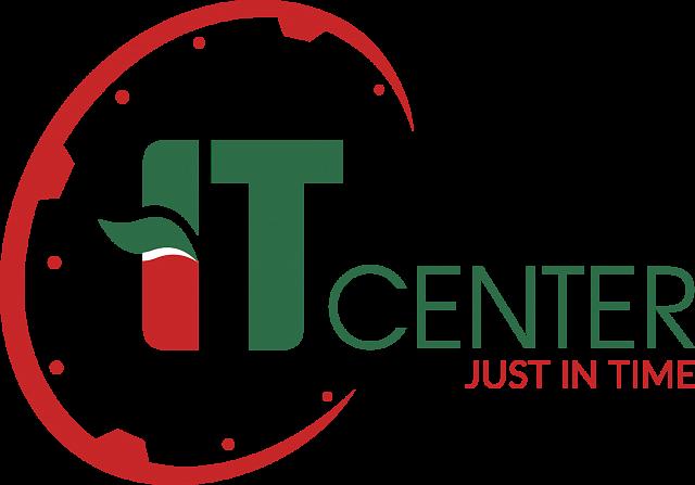 Логотип компании «ИТ-центр»