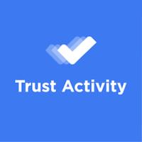 Логотип компании «TrustActivity»