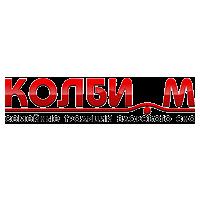 Логотип компании «Колби-М»