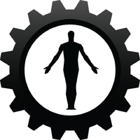 Логотип компании «Human Engine»