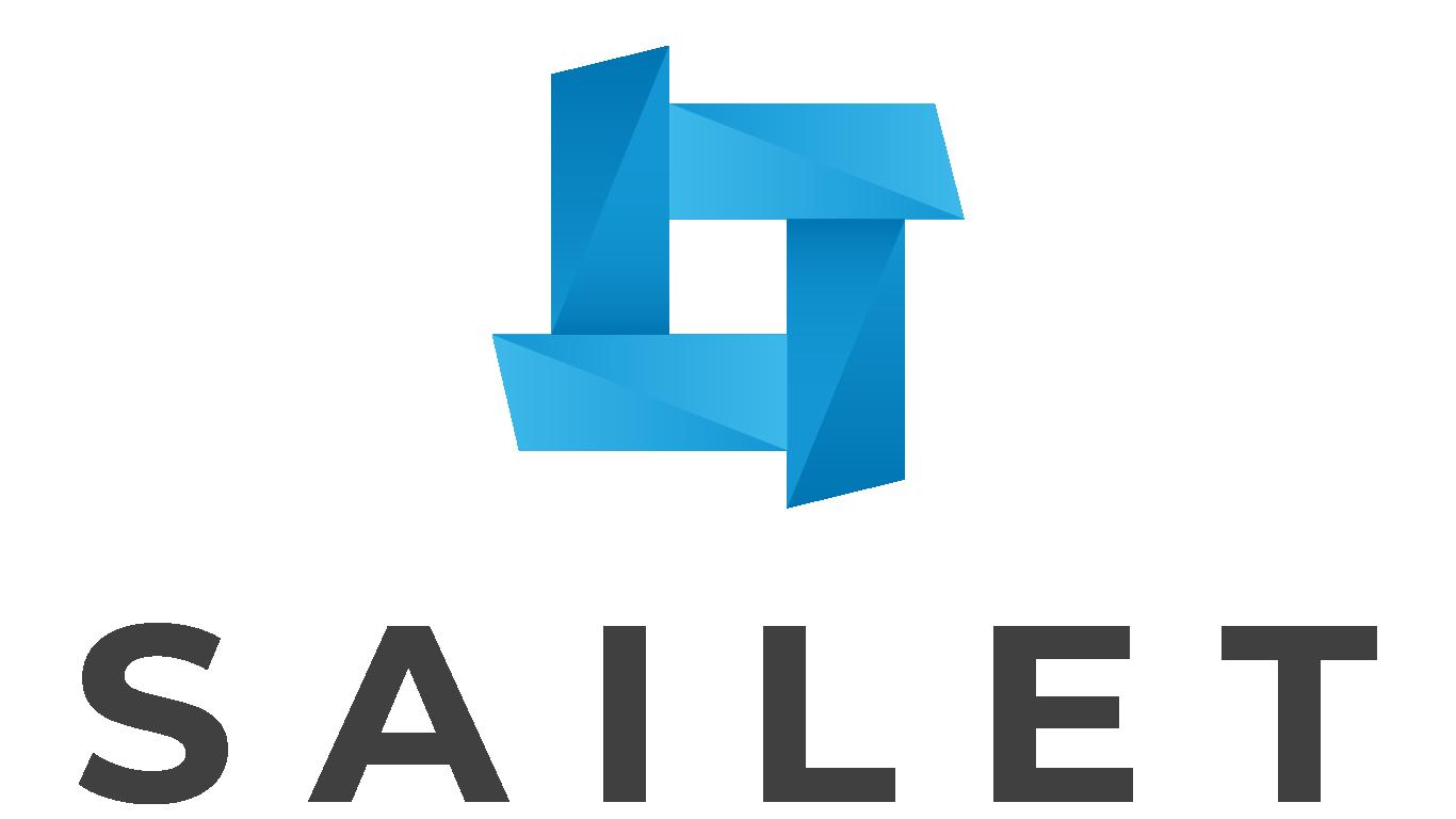 Логотип компании «Sailet»