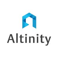 Логотип компании «Altinity»