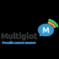 Логотип компании «Мультиглот»