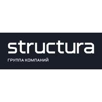 Логотип компании «ГК Structura»