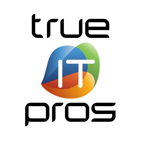 Логотип компании «trueITpros»