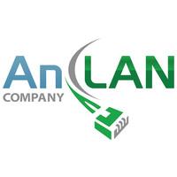 Логотип компании «Anlan»
