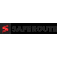 Логотип компании «SafeRoute»