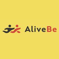 Логотип компании «AliveBe»