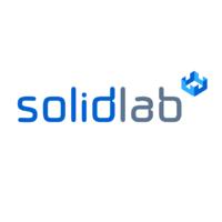 Логотип компании «SolidLab»