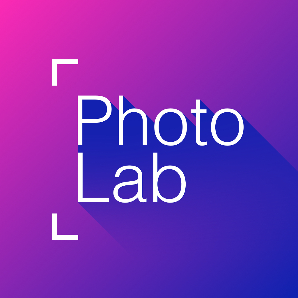 Логотип компании «Photo Lab»