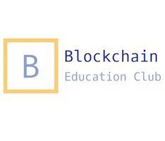 Логотип компании «Blockchain Education Club»