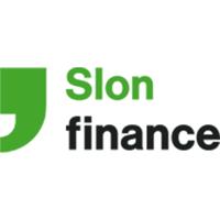 Логотип компании «Slon finance»