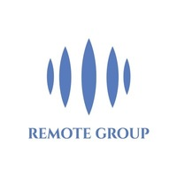 Логотип компании «Remote Group»