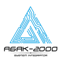 Логотип компании «Абак-2000»